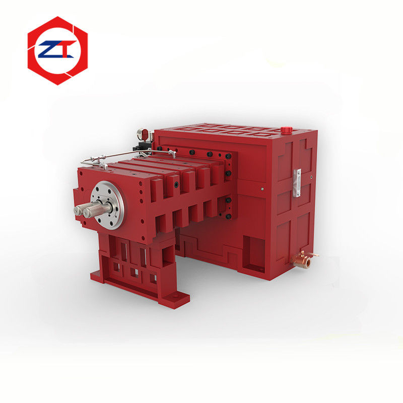 Smooth Transmission Twin Screw Extruder Gearbox For Twin Screw Food Extruder