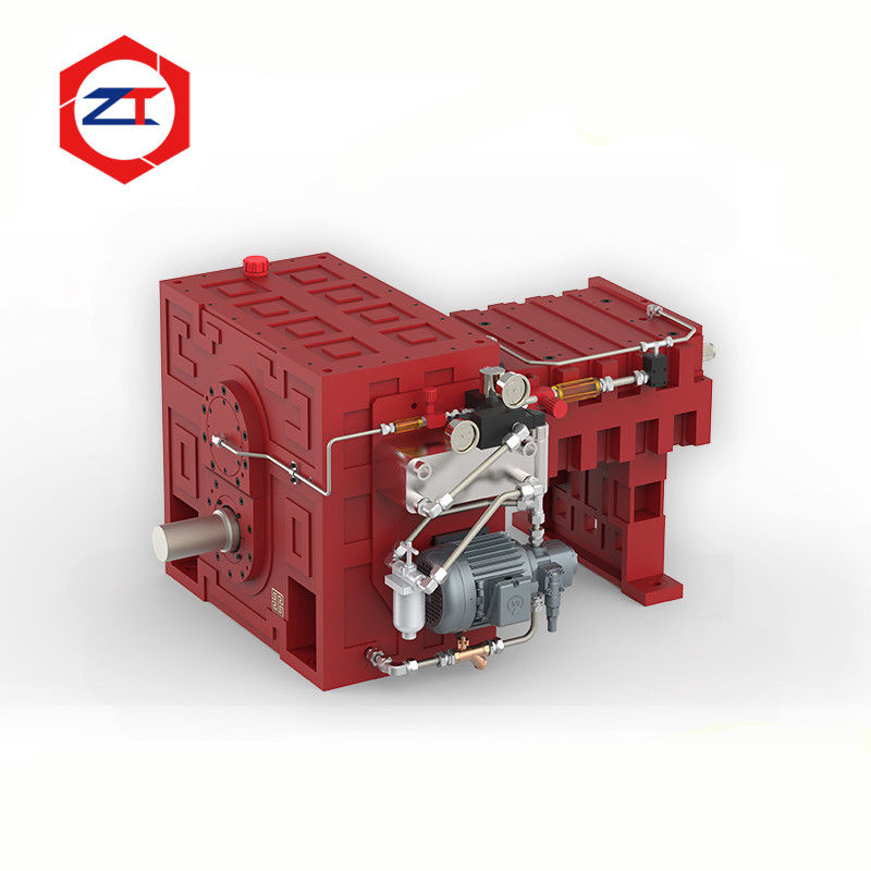 High Speed Gearbox Extruder / Powerful Worm Reduction Gearbox 45-132kw